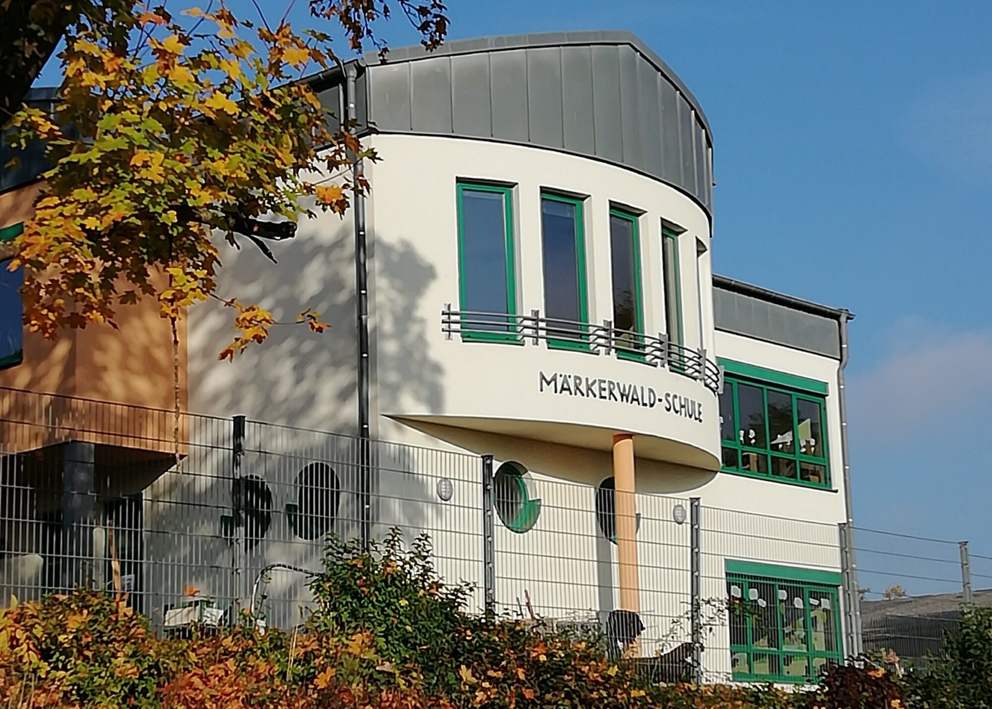 Herzlich Willkommen in der Märkerwald-Schule!